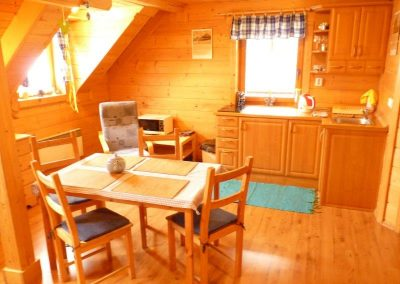chalupa fotky interiér apartmány 002
