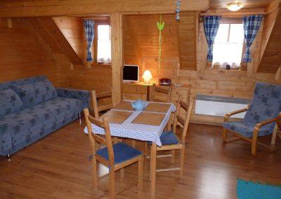 chalupa fotky interiér apartmány 005