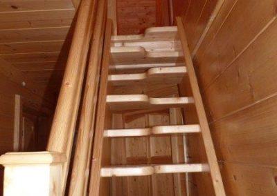 chalupa fotky interiér apartmány 010